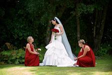 Wedding 12 Lakes Lodge Wilderness Retreat