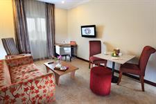 Living Room Royal Suite Swiss-Belinn Pangkalan Bun
