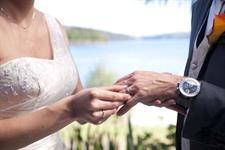 Wedding 15 Lakes Lodge Wilderness Retreat