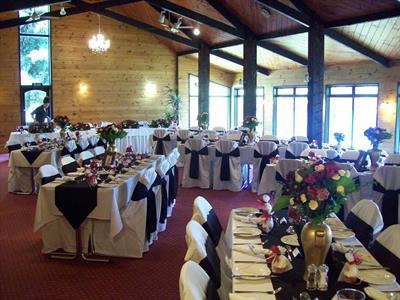 Wedding 21 Lakes Lodge Wilderness Retreat