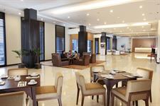 Lobby lounge Swiss-Belinn Pangkalan Bun