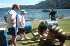 Group Fun 4 Lakes Lodge Wilderness Retreat