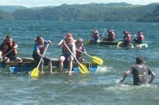 Group Fun 5 Lakes Lodge Wilderness Retreat