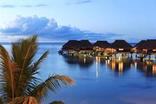 a - Hilton Moorea Lagoon Resort & Spa - Sunset (2)