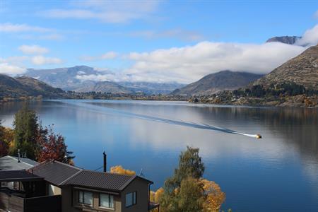 Autumn at Villa del Lago 3 Villa del Lago