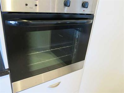 Oven for self catering in your private kitchen