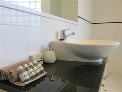 Bathroom amenities in your two bedroom apartment Ocean Breeze
