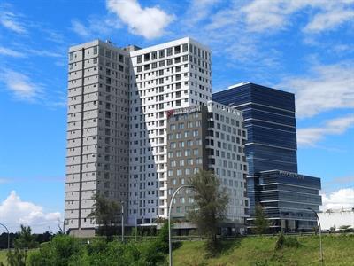 Facade Swiss-Belhotel Serpong