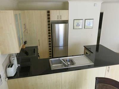 Fully appointed kitchen in your apartment