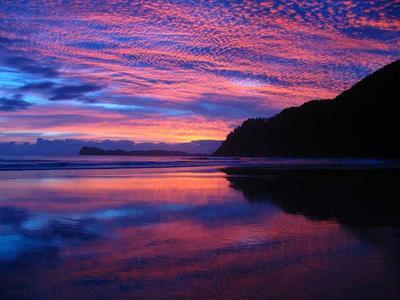 Beautiful Pauanui sunrise Ocean Breeze