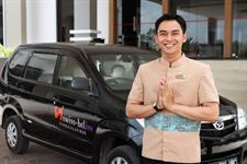 Greeting Rent Car