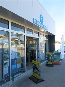 Plan your holiday at the local information centre Ocean Breeze