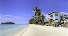Beach to villa Crystal Blue Lagoon Villas