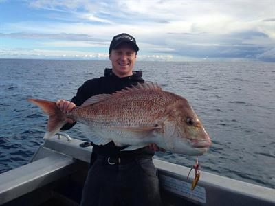 Thrilling fishing trips and charters available