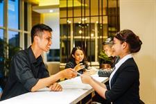 Reception Swiss-Belhotel Serpong