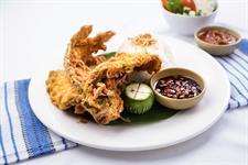 Deep Fried Gurame Hotel Ciputra Jakarta