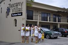 Tuscany Villas wedding accommodation