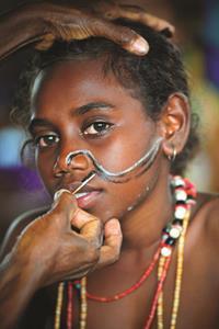 Village Huts Papua New Guinea-294-DK