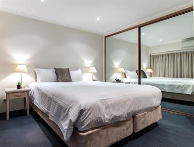 Standard Room Bedroom
