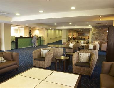 DH Luxmore – Lobby Distinction Luxmore Hotel Lake Te Anau