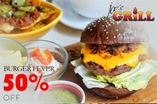 Burger Fever - 50% OFF! Swiss-Belhotel Mangga Besar Jakarta
