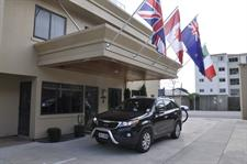 Arrive in style at Tuscany Villas Whakatane Tuscany Villas Whakatane
