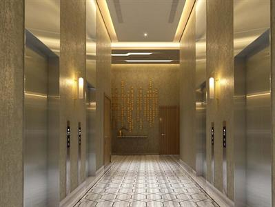Lift Lobby Swiss-Belsuites Admiral Juffair