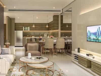 Living Room Swiss-Belsuites Admiral Juffair