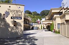 Luxury Whakatane accommodation Tuscany Villas Whakatane