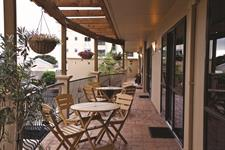 Relax and unwind with open balcony space