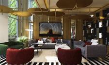 Lobby Cafe Swiss-Belboutique Bneid Al Gar Kuwait