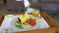 Delicious breakfasts are available to order