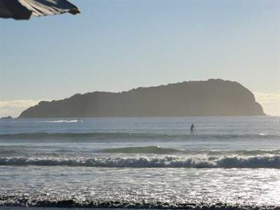 Try paddle boarding while in Pauanui