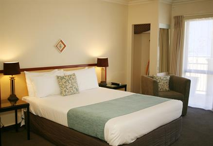 Tuscany Villas Executive Suite accommodation