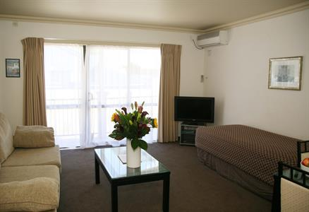 Living area in your One Bedroom Suite