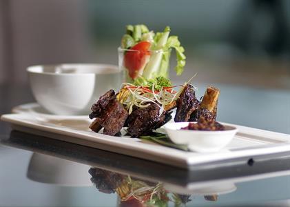 Dining Swiss-Belinn Airport Surabaya