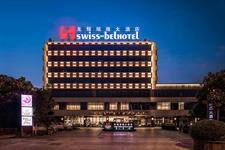 Hotel Facade Swiss-Belhotel Liyuan, Wuxi