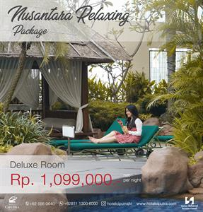 Nusantara Relaxing Package Hotel Ciputra Jakarta