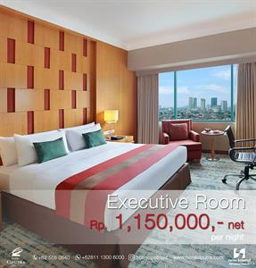 Executive Room Promo Hotel Ciputra Jakarta