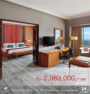 Suite Room Promo Hotel Ciputra Jakarta