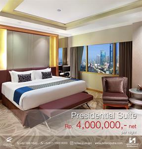 Presidential Suite Promo Hotel Ciputra Jakarta