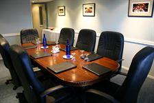 DH Rotorua - Board Room Distinction Rotorua Hotel & Conference Centre