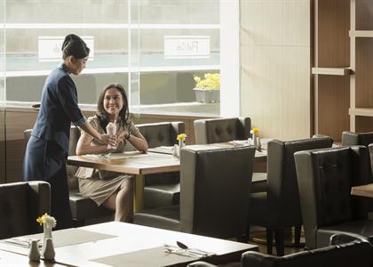 Lounge Swiss-Belhotel Bogor