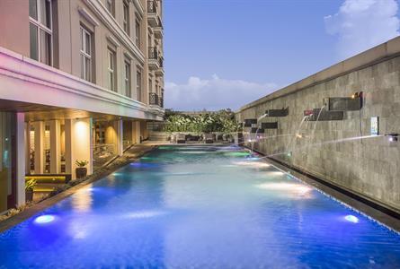 Swimming Pool Swiss-Belhotel Bogor