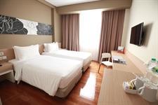 Superior Room Swiss-Belinn Airport Jakarta