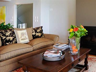 Comfortable and luxury living space