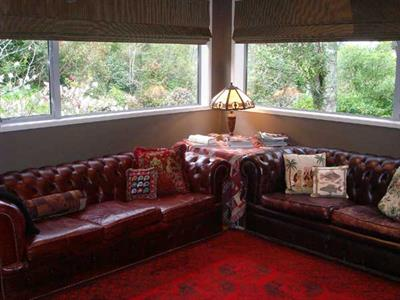 Enjoy our luxurious library space