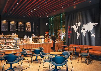 Lobby Cafe Swiss-Belinn Doha