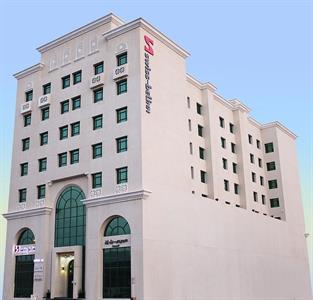 Facade Swiss-Belinn Doha