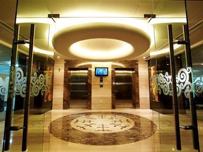 Drop Off Area Swiss-Belhotel Ambon